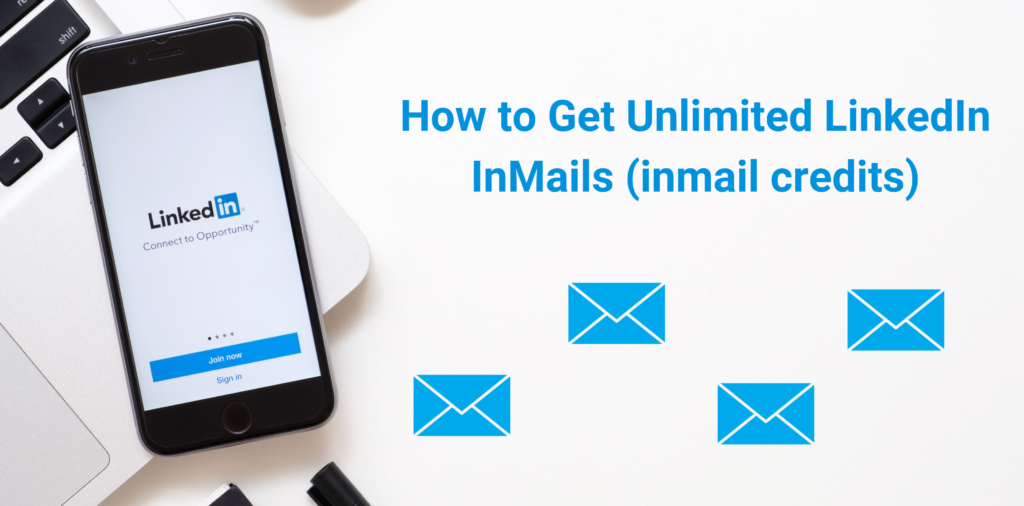 How to Get Unlimited LinkedIn InMails (inmail credits)