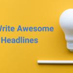 how to write awesome linkedin headlines