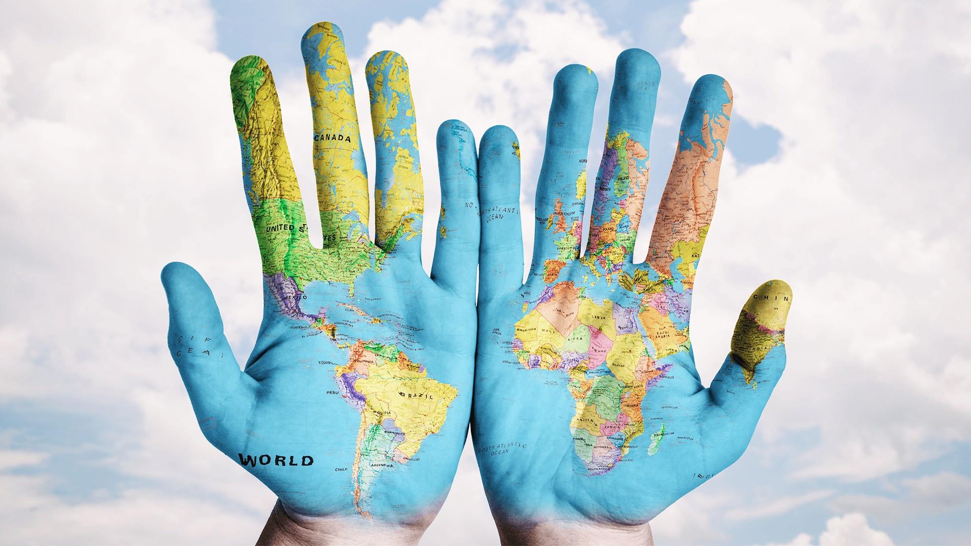 world-hand-linkedin-location